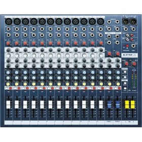 Микшерный пульт Soundcraft SPIRIT EPM12